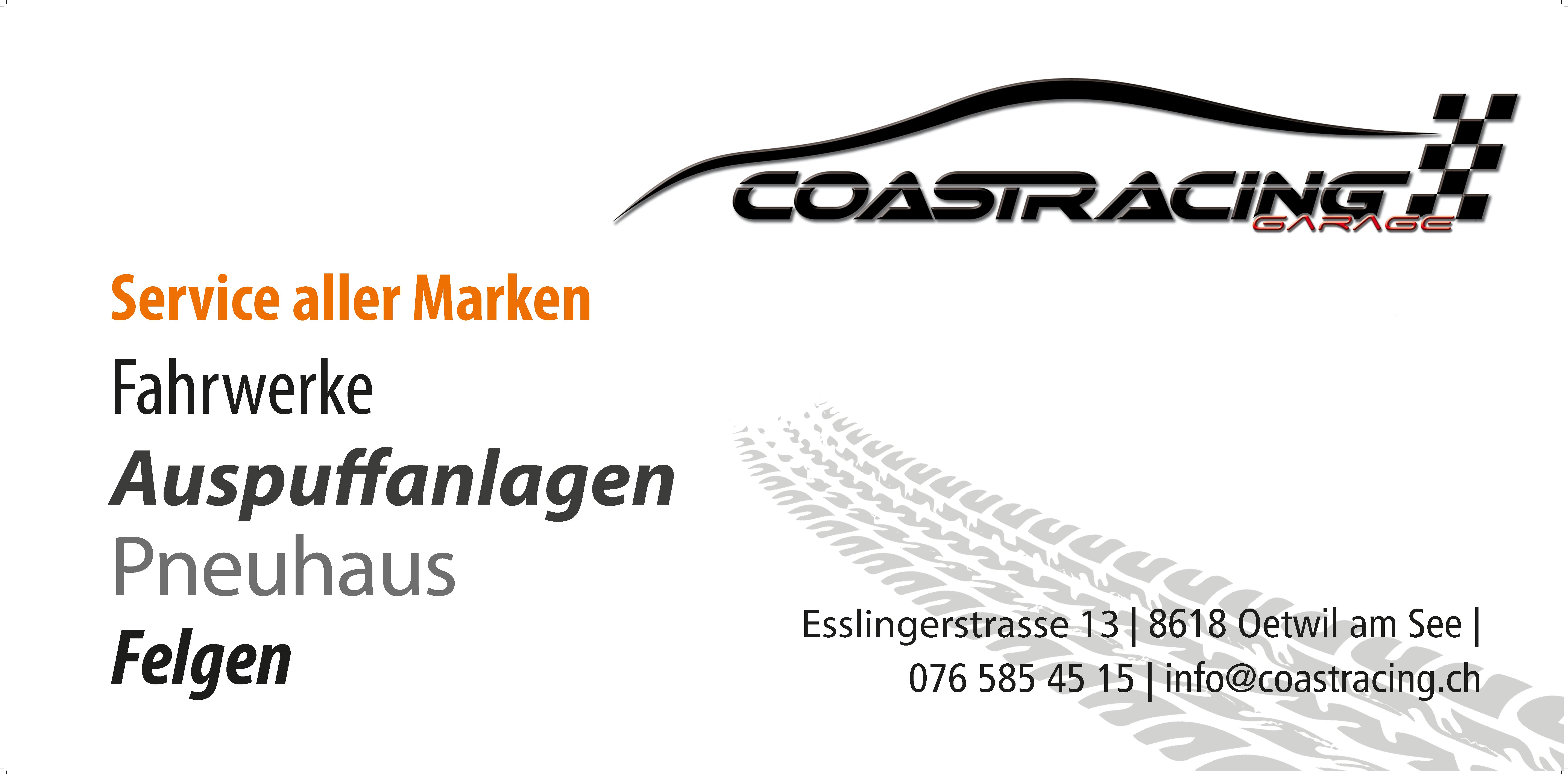 Garage Coast-Racing
